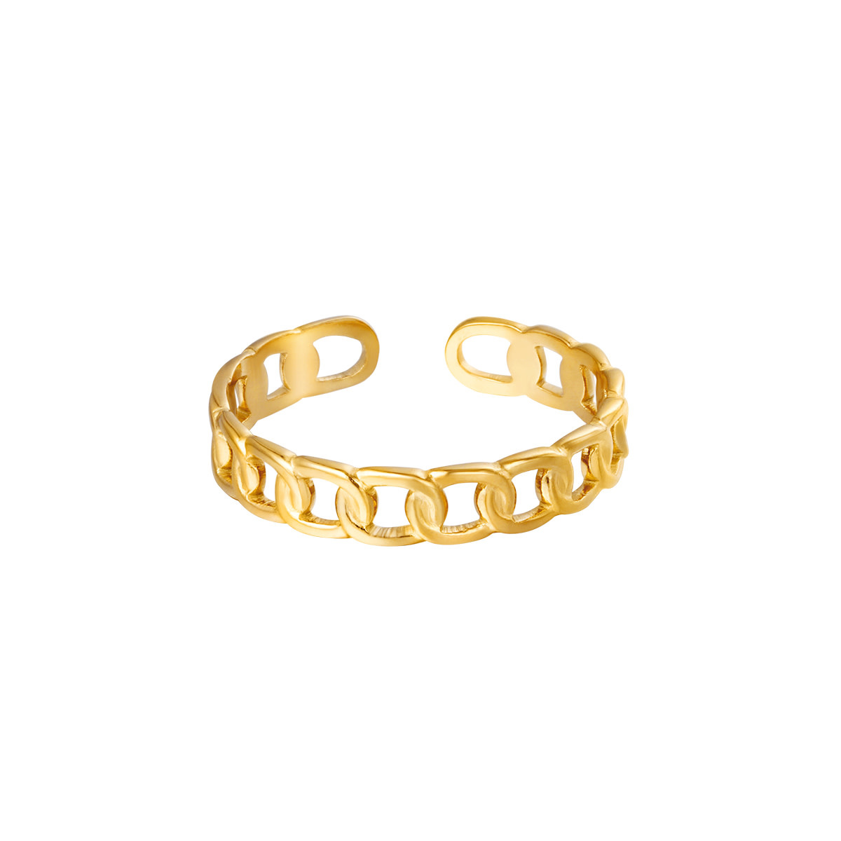 With love With Love ring - Rena gold