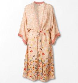 Beck Söndergaard Florentina Liberte kimono - Dusty pink size M