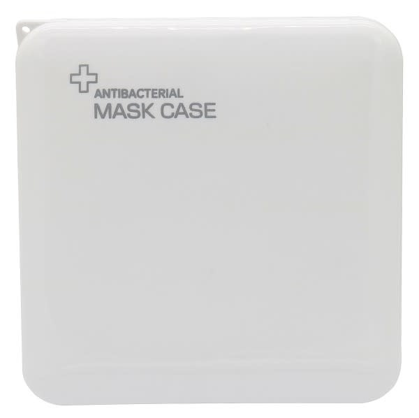 With love Protective Mask Case 13x13cm Grey