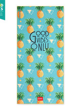 Legami Beach towel - Pineapples