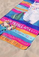 Legami Beach towel - Llama