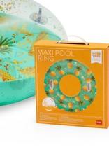 Legami Maxi pool ring - Pineapple