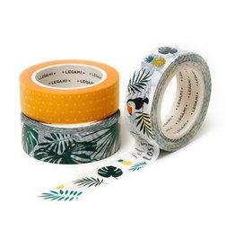 Legami Tape by tape - jungle