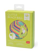 Legami Glitter beach ball - llama