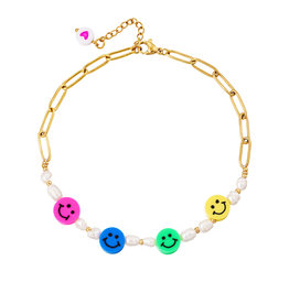 With love Anklet Smilies