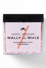 Wally and Whiz Cube 140 gr. Blackcurrant with strawberry