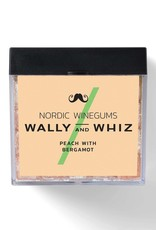 Wally and Whiz Cube 140 gr. Peach with bergamotte