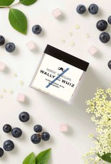Wally and Whiz Cube 140 gr. Elderflower with blueberry
