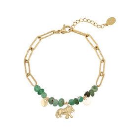 With love Bracelet King of the jungle