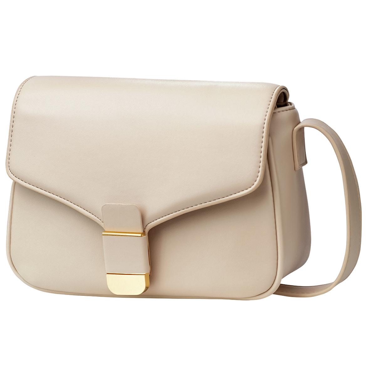 With love Bag beige 22cm x 17cm x 9cm
