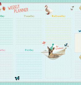 Enfant Terrible Enfant Terrible Weekly planner vintage