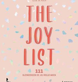 Lannoo Uitgeverij The Joy List