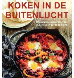 Lannoo Uitgeverij Koken in de buitenlucht