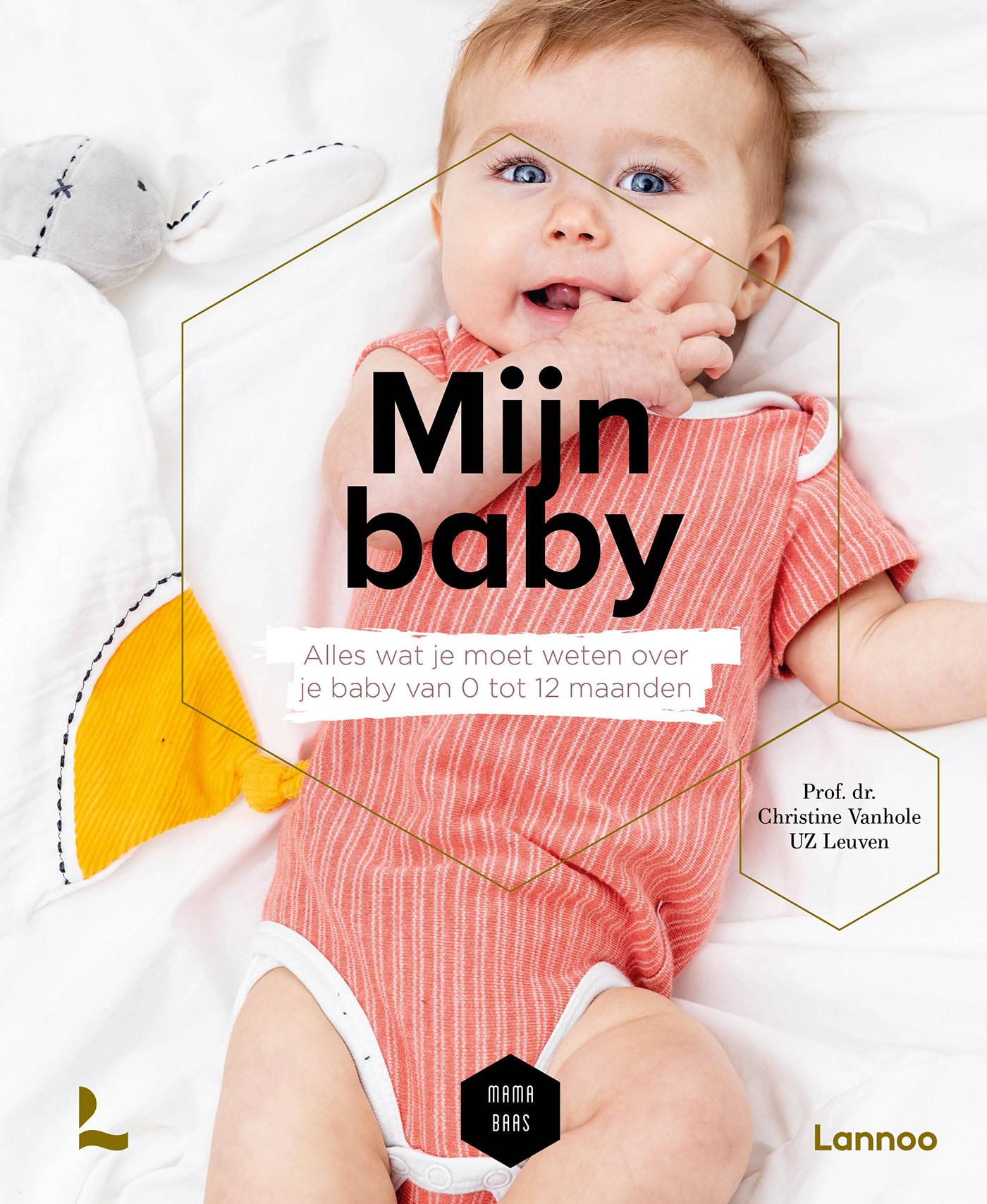 Lannoo Uitgeverij Mijn baby - Mama Baas