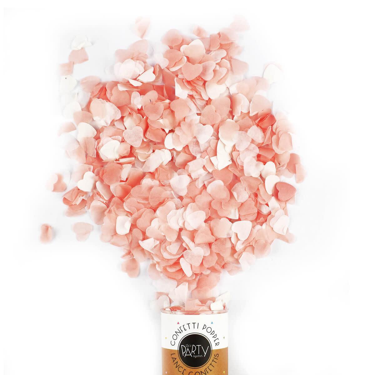 Legami Confetti popper - Hearts