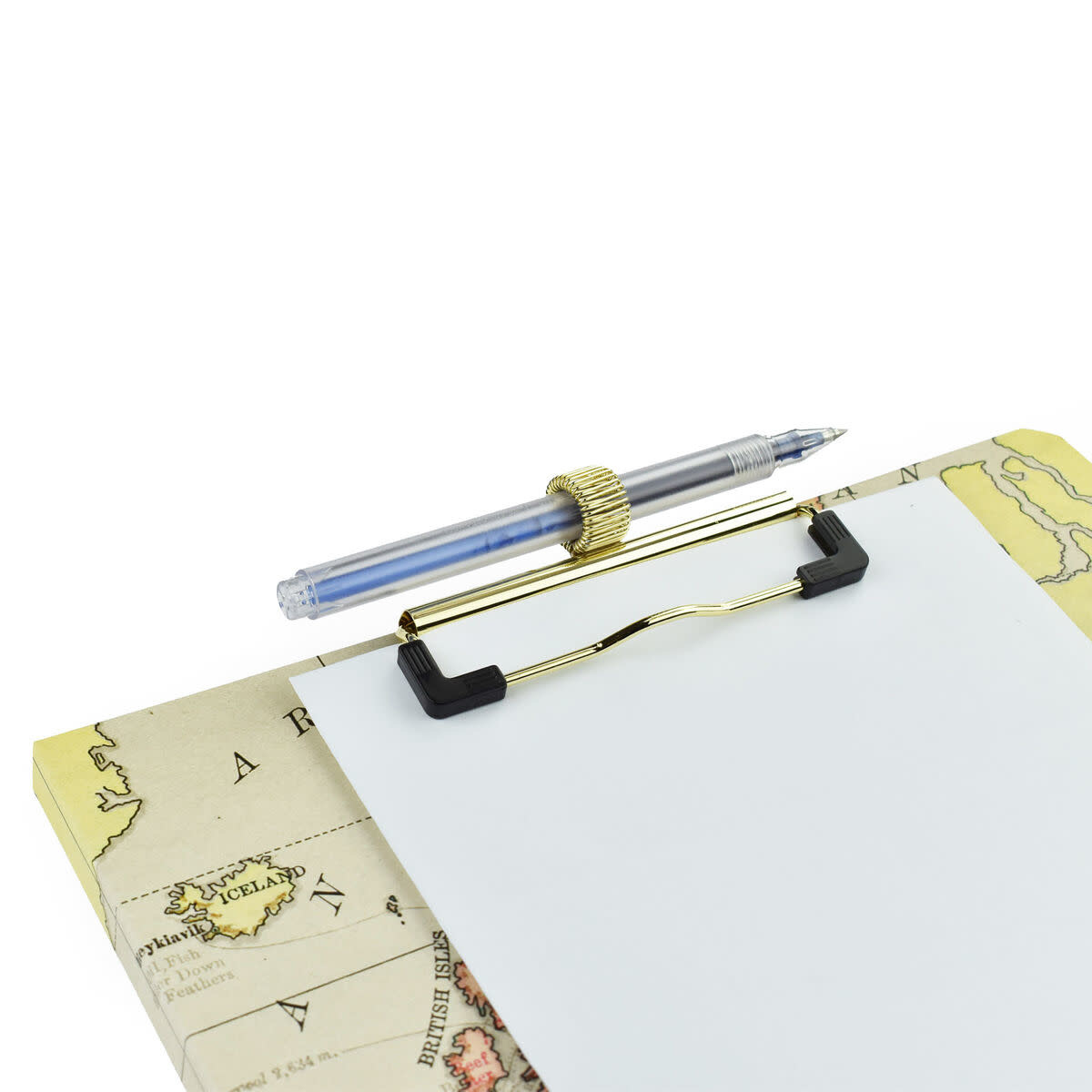 Take note - Clipboard + notebook A4 Travel