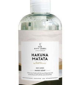 The Gift Label Hand soap 250 ml. - Hakuna Matata