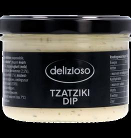 Delizioso Tzatziki dip 195 gr.