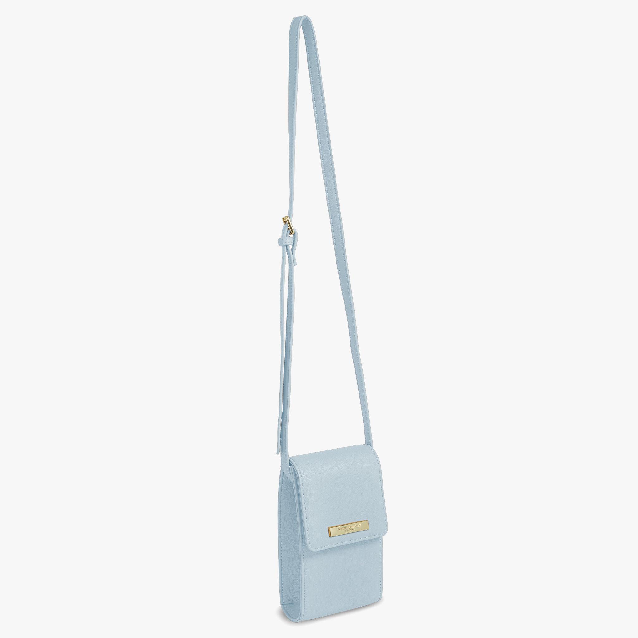 Katie Loxton Katie Loxton Taylor corssbody bag - Pale blue - 18.5 x 10.5 x 4.5 cm