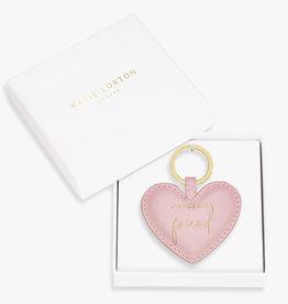 Katie Loxton Katie Loxton Boxed keyring - Fabulous friend - Pink - 6 x 7 cm