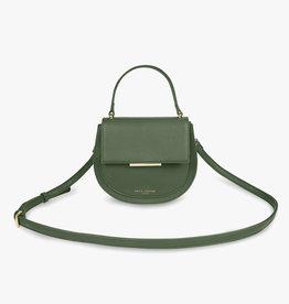 Katie Loxton Katie Loxton Alyce saddle bag - Khaki - 19 x 23 x 7.5 cm