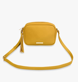 Katie Loxton Katie Loxton Sophia tassel crossbody bag - Ochre - 16 x 23 x 7.5 cm