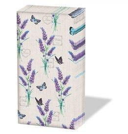 Ambiente 20 napkins lavender 25 x 25 cm