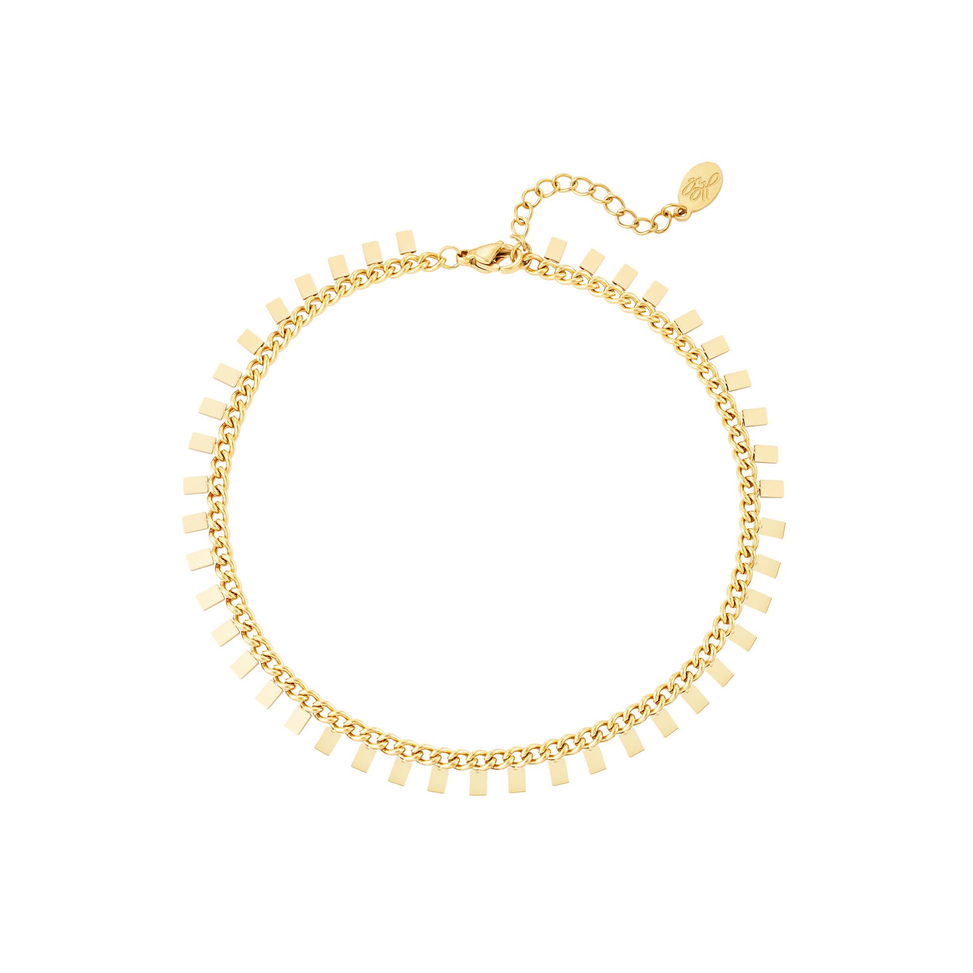 With love Bracelet confetti gold