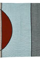 Liv Interior PET throw elements earth 130 x 180 cm