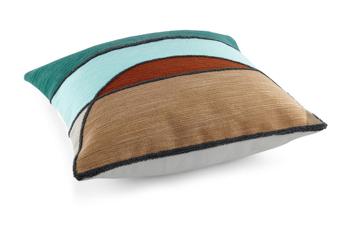 Liv Interior PET outdoor cushion  Elements earth 45 x 45 cm