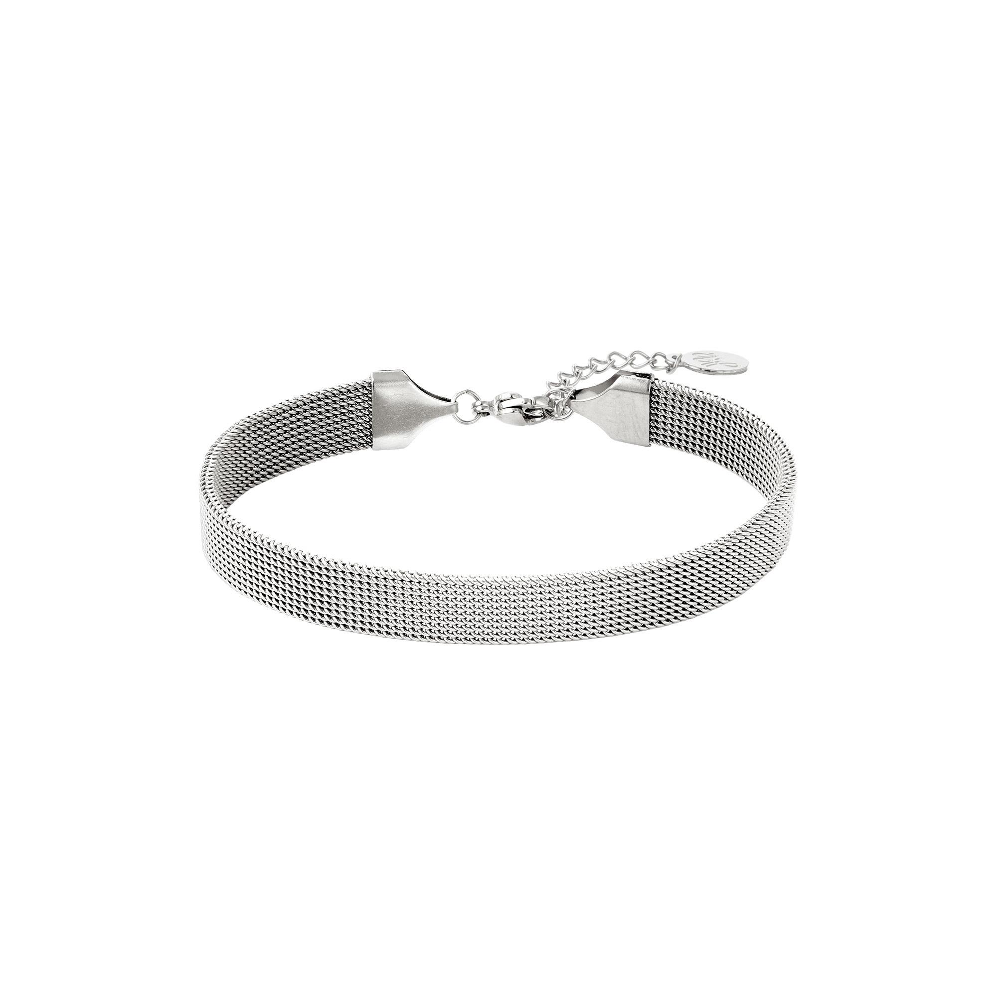 With love Bracelet silver