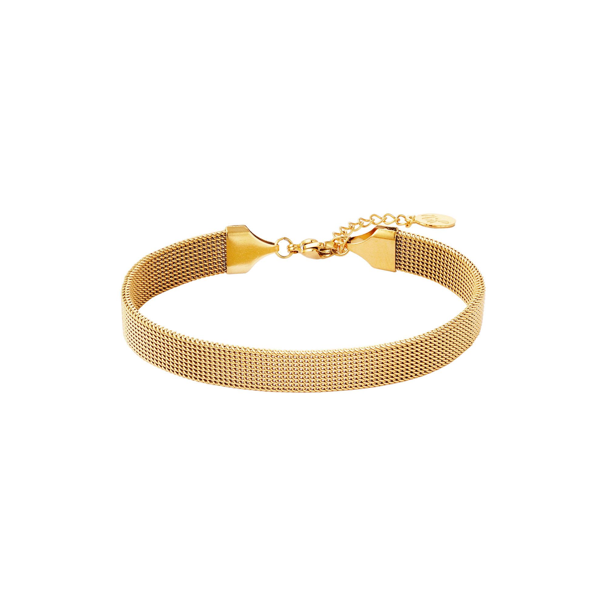 With love Bracelet gold