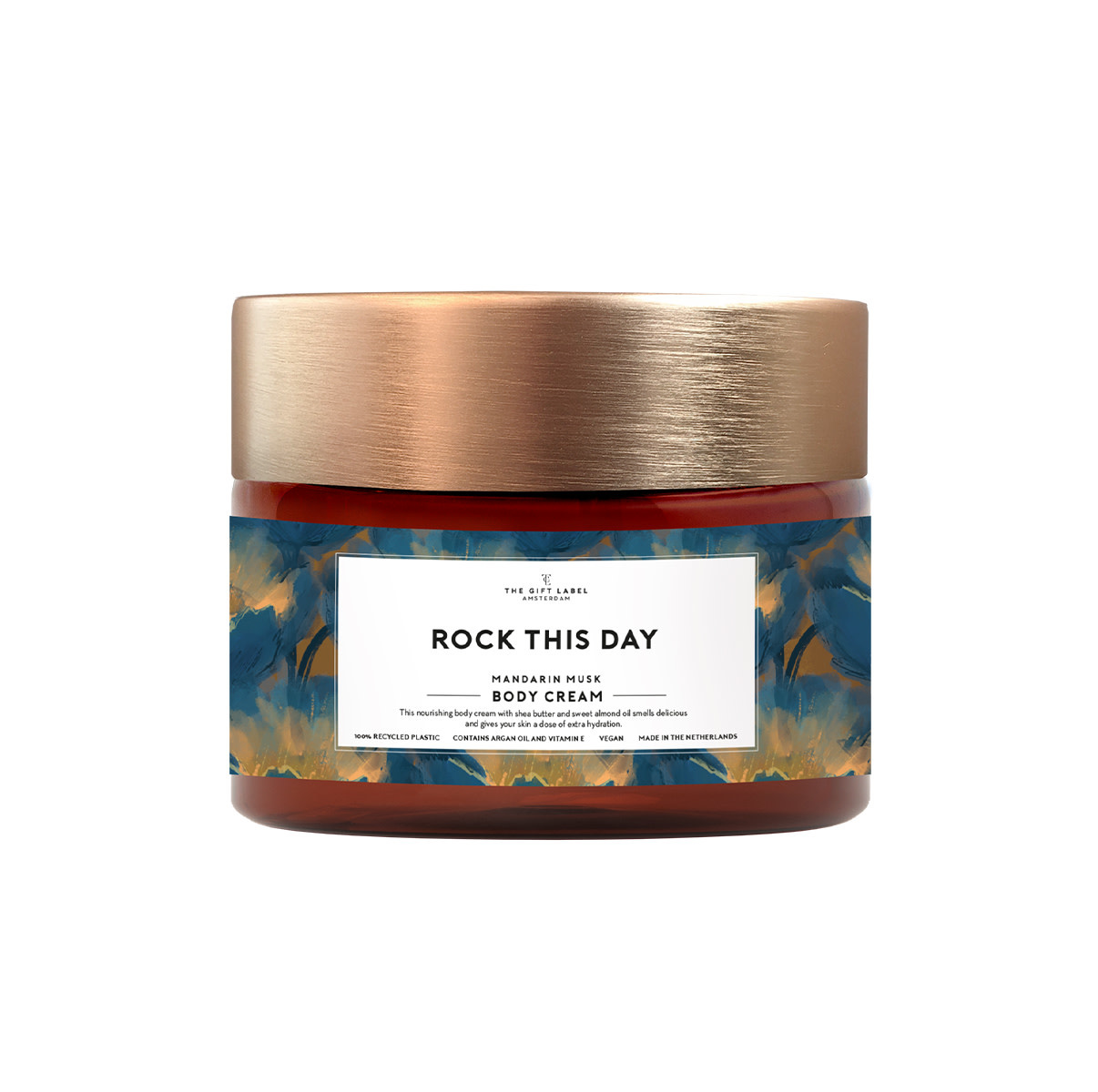 The Gift Label Body cream 250 ml. - Rock this day