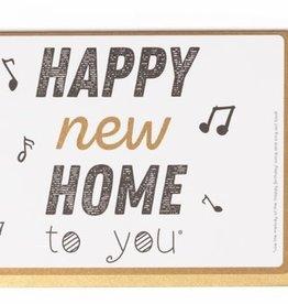 Enfant Terrible Enfant Terrible card  + enveloppe 'Happy new home to you'
