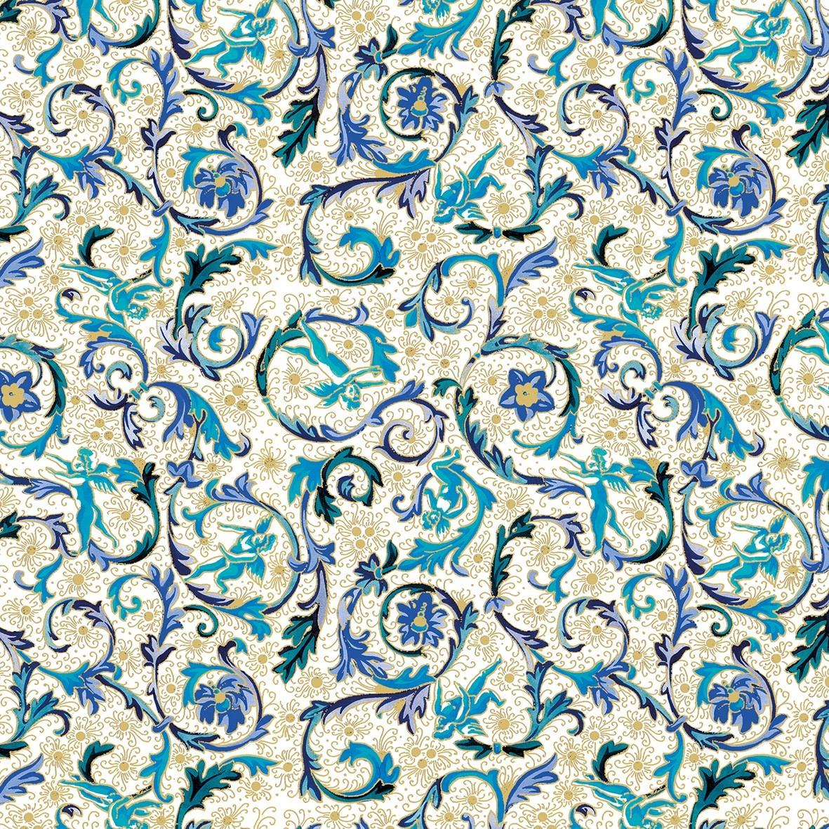 Paperproducts Design Napkin 25x25 cm 'Fiorentina' 20 pcs