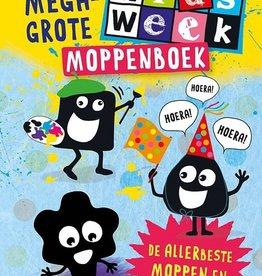 Lannoo Uitgeverij Het megagrote kidsweek moppenboek