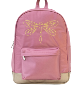 Caramel & cie Medium backpack poetic dragonfly