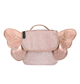 Caramel & cie Butterfly Bag Copper Glitter