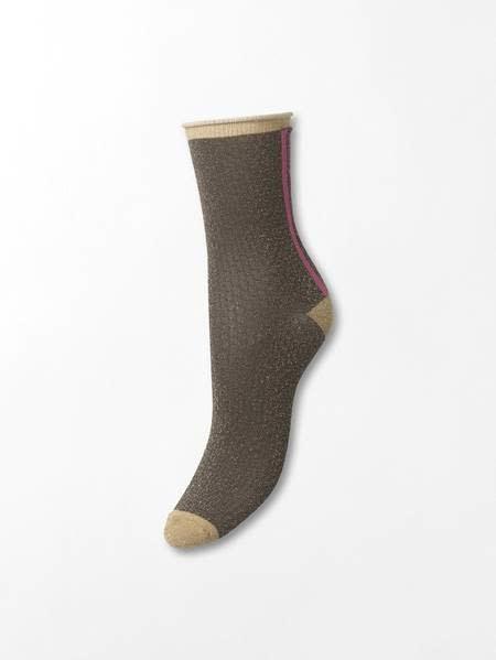Beck Söndergaard Shimmer Pasha sock - Olivine 37/39