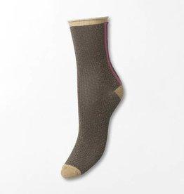 Beck Söndergaard Shimmer Pasha sock - Olivine 39/41