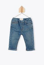 Arsène et les Pipelettes Baby trousers denim fleece