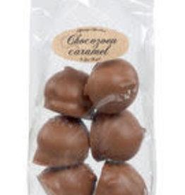 Choco kisses - salted caramel 6 pcs