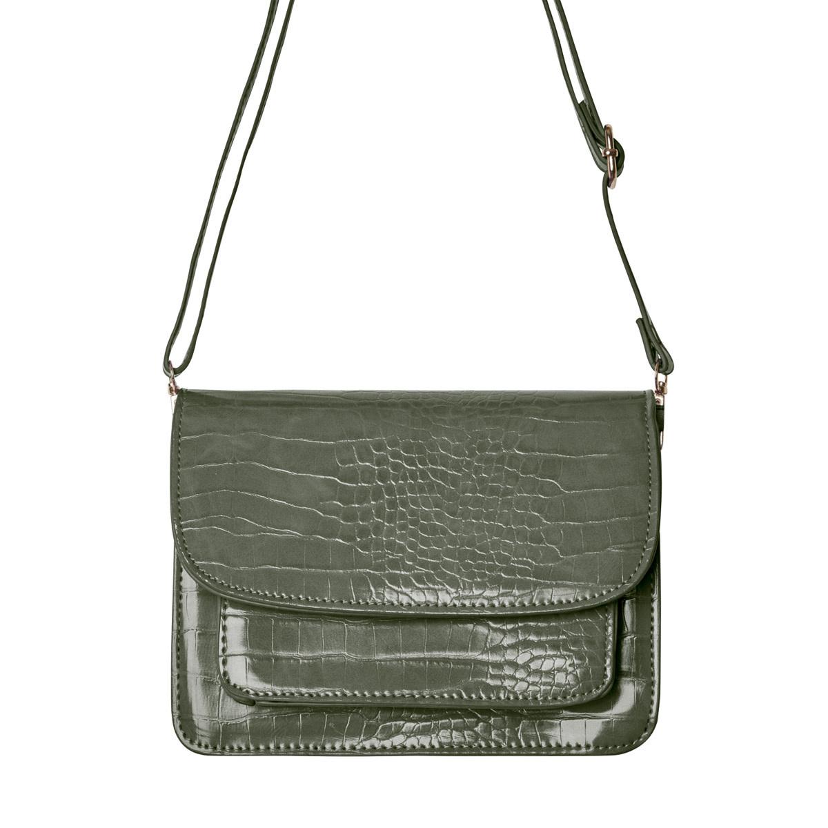 With love Bag Vogue - olive green 21cm x 13.50cm x 7cm