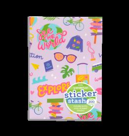 Ooly Sticker stash - Wanderlust
