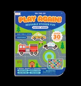 Ooly Play again - Working wheels