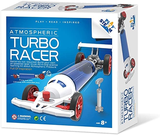 Ooly PlaySTEAM - Atmospheric turbo racer