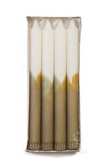 Rustik Lys Diner candles cross Eucalyptus 2.2 x 24 cm (4 pcs.)