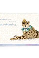 Enfant Terrible Enfant Terrible card  + enveloppe 'Gefeliciteerd met deze speciale dag'