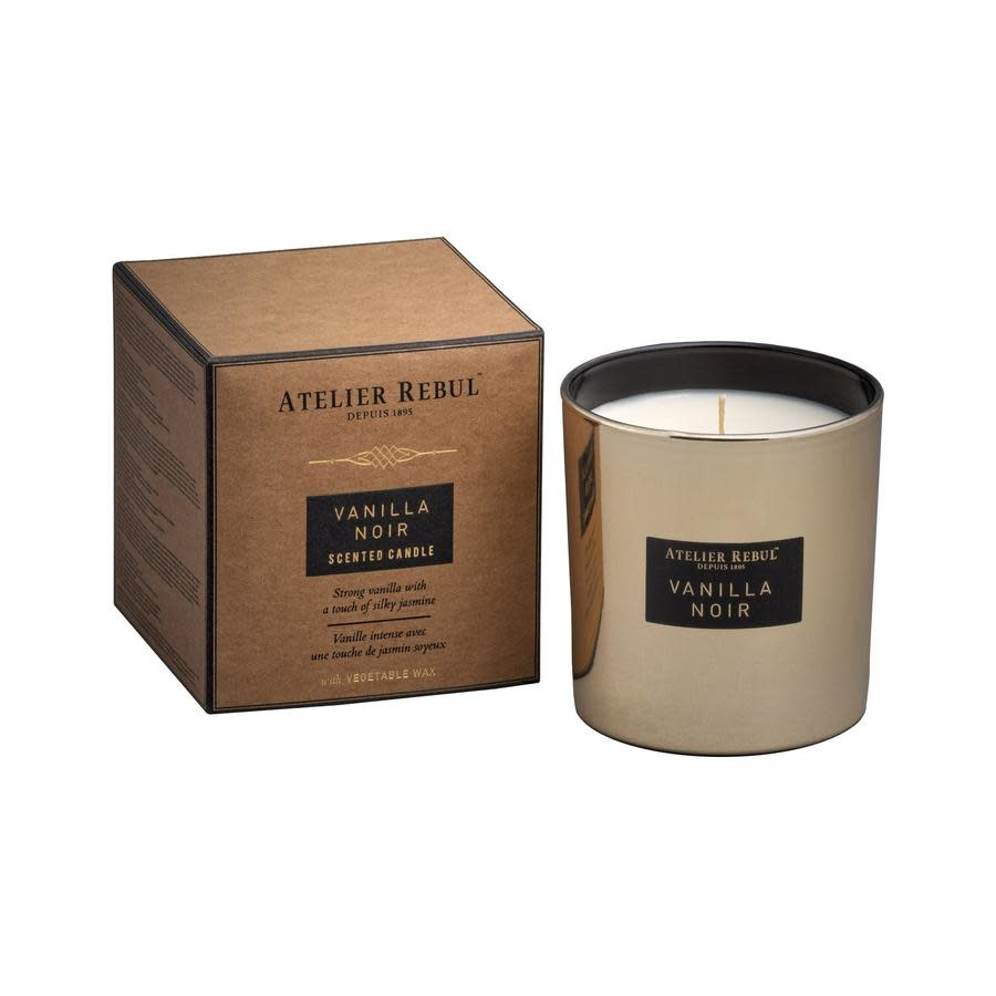 Atelier Rebul Atelier Rebul candle Vanilla noir 210 gr.