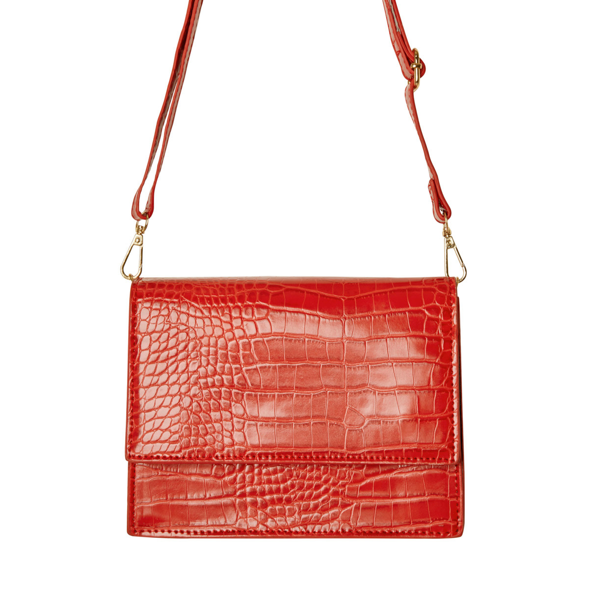 With love Bag Uptown girl - red 21cm x 13.50cm x 7cm